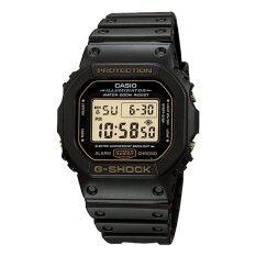 ขาย Casio G Shock นาฬิกาข้อมือผู้ชาย สีดำ สายเรซิน รุ่น Dw 5600Eg 9Vs ราคาถูกที่สุด