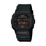 ราคา Casio G Shock นาฬิกาข้อมือผู้ชาย รุ่น Dw 5600Ms 1Dr สีดำ ออนไลน์
