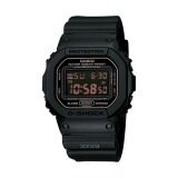 Casio G Shock นาฬิกาข้อมือผู้ชาย รุ่น Dw 5600Ms 1Dr สีดำ เป็นต้นฉบับ