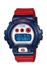ส่วนลด Casio G Shock นาฬิกาข้อมือผู้ชาย สีน้ำเงิน แดง สายเรซิ่น รุ่น Dw 6900Ac 2Dr Casio G Shock ใน ไทย