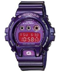 ขาย Casio G Shock นาฬิกาข้อมือผู้ชาย สีม่วง สายเรซิ่น รุ่น Dw 6900Cc 6Ds สีม่วง ถูก ไทย