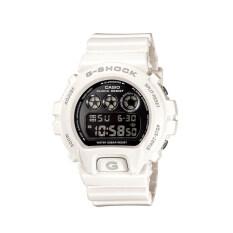 ซื้อ Casio G Shock นาฬิกาข้อมือ รุ่น Dw 6900Nb 7Dr White Casio G Shock ถูก