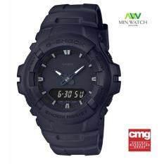 ขาย Casio G Shock G 100Bb 1 สารแม่เหล็กนาฬิกาผู้ชายสีดำ ประกันศูนย์เซ็นทรัลCmg1ปี ถูก