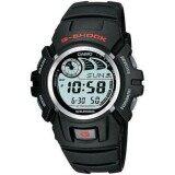 ราคา Casio G Shock นาฬิกาข้อมือผู้ชาย สีดำ สายเรซิ่น รุ่น G 2900F 1 ที่สุด