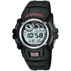 ความคิดเห็น Casio G Shock นาฬิกาข้อมือผู้ชาย สีดำ สายเรซิ่น รุ่น G 2900F 1