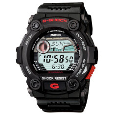 ส่วนลด Casio G Shock นาฬิกาข้อมือผู้ชาย สายเรซิ่น รุ่น G 7900 1 สีดำ