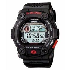 Casio G Shock นาฬิกาข้อมือ สีดำ สายเรซิน รุ่น G 7900 1Dr Casio G Shock ถูก ใน ไทย