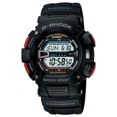 โปรโมชั่น Casio G Shock นาฬิกาข้อมือผู้ชาย รุ่น G 9000 1Vdr สีดำ Casio G Shock ใหม่ล่าสุด