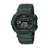 ซื้อ Casio G Shock นาฬิกาข้อมือ รุ่น G 9000 3Vdr Green Casio G Shock ถูก