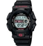 Casio G Shock นาฬิกาผู้ชาย รุ่น G 9100 1Dr เป็นต้นฉบับ