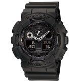 ขาย Casio G Shock นาฬิกาข้อมือ รุ่น Ga 100 1A1Dr ประกัน Cmg สีดำ Casio G Shock ถูก