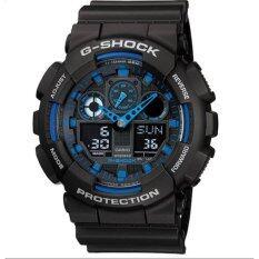 ขาย Casio G Shock นาฬิกา รุ่น Ga 100 1A2Dr ถูก ใน ไทย