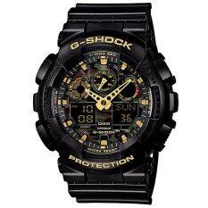ซื้อ Casio G Shock รุ่น Ga 100Cf 1A9Dr ประกัน Cmg Black Gold ออนไลน์ กรุงเทพมหานคร