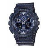 ขาย คาสิโอ G Shock Ga 100Cg 2A วัดความเร็วนาฬิกาสีฟ้า สนามบินนานาชาติ ราคาถูกที่สุด