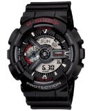 ซื้อ Casio G Shock รุ่น Ga 110 1Adr สีดำ ใน ไทย