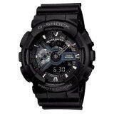 ทบทวน Casio G Shock นาฬิกาข้อมือผู้ชาย สายเรซิน รุ่น Ga 110 1Bdr Black