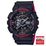 โปรโมชั่น นาฬิกาข้อมือ Casio G Shock รุ่น Ga 110Hr 1Adr ประกันศูนย์cmg Thailand