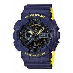 ราคา Casio G Shock Ga 110Ln 2A Magnetic Resistant Watch Purple Intl ออนไลน์