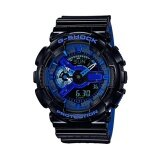 ส่วนลด Casio G Shock นาฬิกาข้อมือผู้ชาย รุ่น Ga 110Lpa 1Adr สีดำ น้ำเงิน สมุทรปราการ