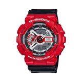 ซื้อ Casio G Shock นาฬิกาข้อมือผู้ชาย รุ่น Ga 110Rd 4Adr สีแดง ถูก ไทย