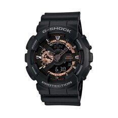 ราคา Casio G Shock นาฬิกาข้อมือผู้ชาย รุ่น Ga 110Rg 1Adr สีดำ Casio G Shock ออนไลน์