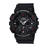 ซื้อ Casio G Shock นาฬิกาข้อมือ รุ่น Ga 120 1Adr Black Casio G Shock เป็นต้นฉบับ