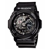 ราคา Casio G Shock นาฬิกาข้อมือผู้ชาย รุ่น Ga 300 1Adr สีดำ ใหม่