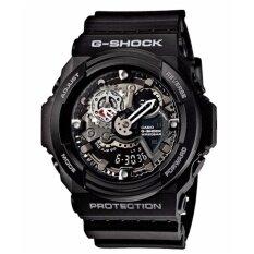 ราคา Casio G Shock นาฬิกาข้อมือผู้ชาย รุ่น Ga 300 1Adr สีดำ เป็นต้นฉบับ Casio G Shock