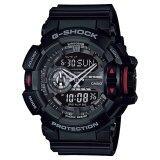 ราคา Casio G Shock นาฬิกาข้อมือผู้ชาย สีดำ สายเรซิ่น รุ่น Ga 400 1B ประกันCmg ใหม่ล่าสุด