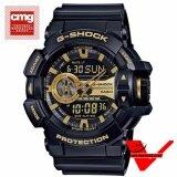 ส่วนลด Casio G Shock นาฬิกาข้อมือชาย สายยางเรซิ้น รุ่น Ga 400Gb 1A9Dr Limited Edition Casio G Shock