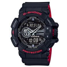 ขาย ซื้อ Casio G Shock นาฬิกาข้อมือผู้ชาย สายเรซิ่น รุ่น Ga 400Hr 1A สีดำ ใน กรุงเทพมหานคร