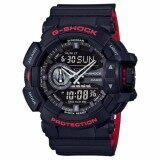 โปรโมชั่น Casio G Shock รุ่น Ga 400Hr 1Adr นาฬิกาข้อมือสายเรซิ่น สีดำ ถูก