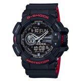 ราคา Casio G Shock นาฬิกาข้อมือ รุ่น Ga 400Hr 1Adr Black Red เป็นต้นฉบับ Casio G Shock