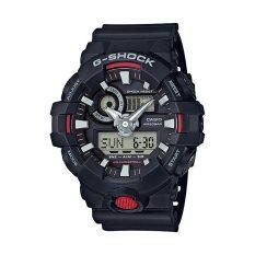 ขาย Casio G Shock นาฬิกาข้อมือผู้ชาย รุ่น Ga 700 1Adr สีดำ แดง ถูก สมุทรปราการ