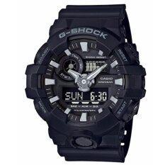 ราคา Casio G Shock รุ่น Ga 700 1Bdr สีดำ Casio G Shock เป็นต้นฉบับ