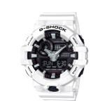 ซื้อ Casio G Shock นาฬิกาข้อมือผู้ชาย รุ่น Ga 700 7Adr สีขาว Casio G Shock ถูก