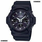 ซื้อ Casio G Shock นาฬิกาข้อมือผู้ชาย สายเรซิ่น รุ่น Gas 100B 1A ถูก สงขลา