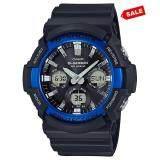 ส่วนลด Casio G Shock นาฬิกาข้อมือ รุ่น Gas 100B 1A2Dr สีดำ Casio G Shock ไทย