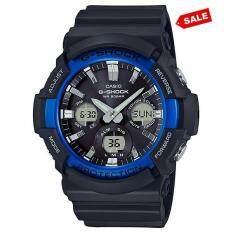 ขาย ซื้อ ออนไลน์ Casio G Shock นาฬิกาข้อมือ รุ่น Gas 100B 1A2Dr สีดำ