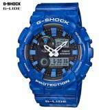 ขาย Casio G Shock นาฬิกาข้อมือผู้ชาย สายเรซิ่น รุ่น Gax 100Ma 2A Cmg ราคาถูกที่สุด