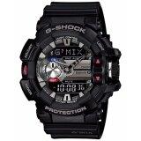 Casio G Shock นาฬิกาข้อมือ เชื่อมต่อบลูทูธ รุ่น Gba 400 1Adr สีดำ ใหม่ล่าสุด