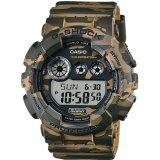 Casio G Shock นาฬิกาข้อมือชาย Gd 120Cm 5 เป็นต้นฉบับ