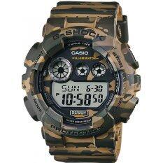ส่วนลด Casio G Shock นาฬิกาข้อมือชาย Gd 120Cm 5 Casio ไทย