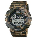 ซื้อ Casio G Shock นาฬิกาข้อมือผู้ชาย สีเขียว สายเรซิ่น รุ่นNgd 120Cm 5Dr ใหม่