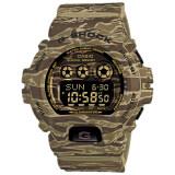ส่วนลด Casio G Shock นาฬิกาข้อมือ สายเรซิ่น รุ่น Gd X6900Cm 5Dr ลายทหาร Casio G Shock ใน พะเยา