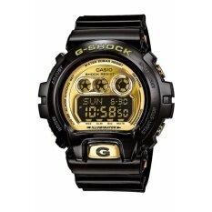 ขาย Casio G Shock นาฬิกาข้อมือผู้ชาย สายเรซิ่น รุ่น Gd X6900Fb 1 สีดำ ราคาถูกที่สุด
