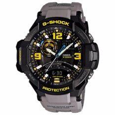 ซื้อ Casio G Shock Gravity นาฬิกาข้อมือผู้ชาย สายเรซิ่น รุ่น Ga 1000 8 ถูก