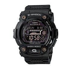 ราคา Casio G Shock นาฬิกาข้อมือผู้ชาย สายเรซิ่น รุ่น Gw 7900B 1 สีดำ Casio G Shock