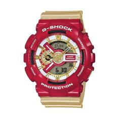 ขาย Casio G Shock นาฬิกาข้อมือ สายเรซิ่น รุ่น Ironman Ga 110Cs 4Adrn Red Gold ผู้ค้าส่ง