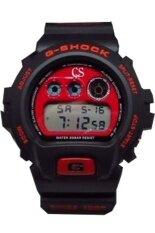 ซื้อ Casio G Shock Limited นาฬิกาข้อมือผู้ชาย สีดำ สายเรซิ่น รุ่น Dw 6900 Consadole Sapporo ออนไลน์